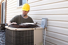 HVAC Unit Cleanings